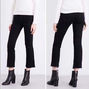 LAST CALL allsaints zoe cropped jeans